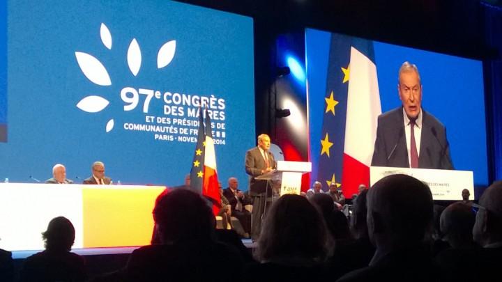 AMF congrès des maires 2014